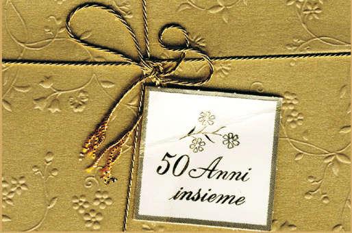 Auguri Anniversario Matrimonio Un Anno : Il comune festeggia san valentino con nozze d oro